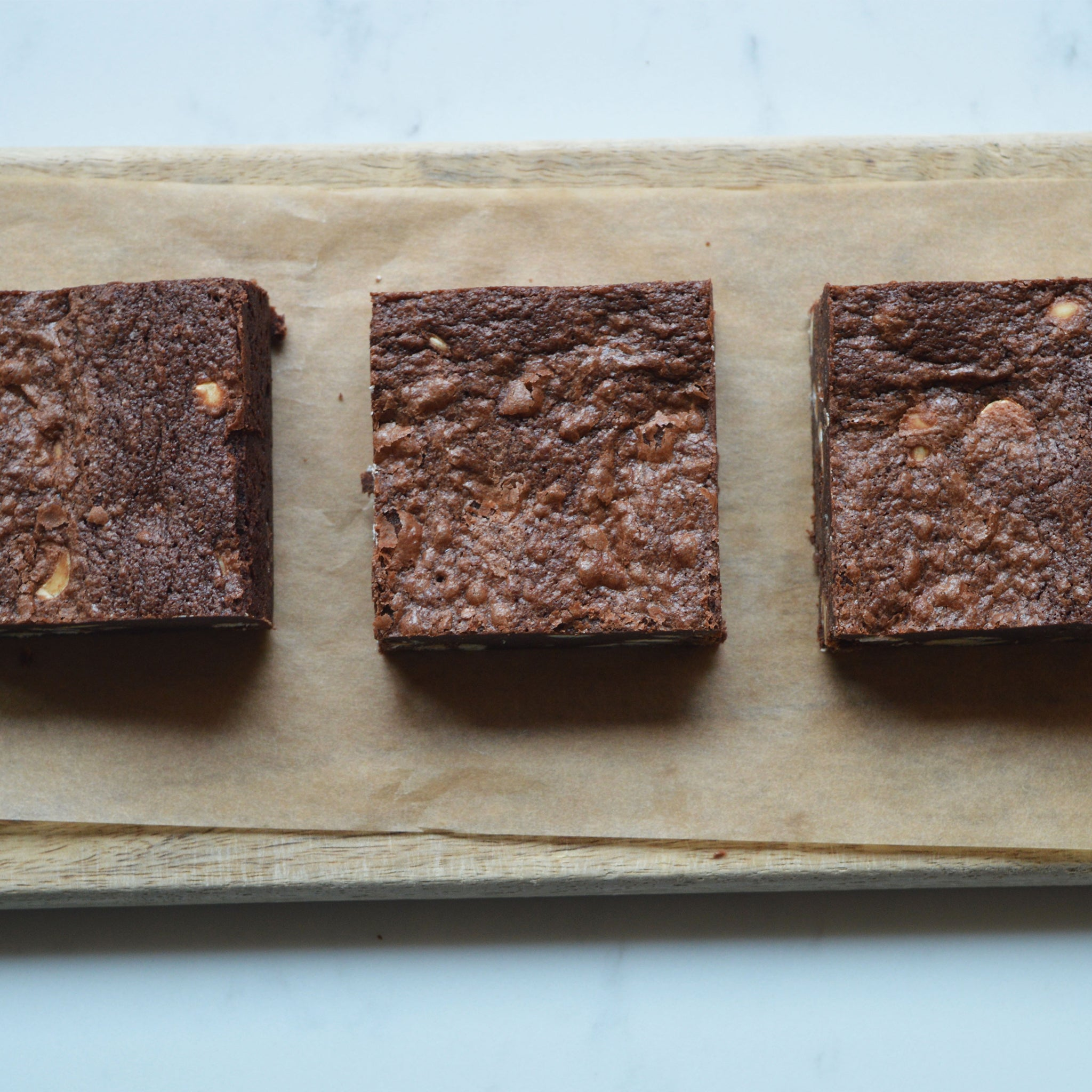 Kember and Jones Double Chocolate Brownies Box