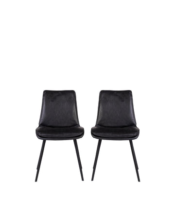 Ballarat | Dining Chair Black (Set of 2)