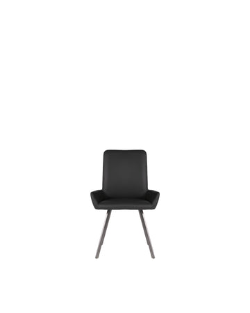 Modern Dining Chair | Bianco | Front View | MoblerOnline
