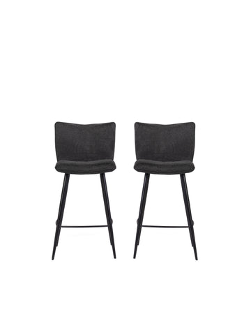 Broome | Counter Stool Black (Set of 2)