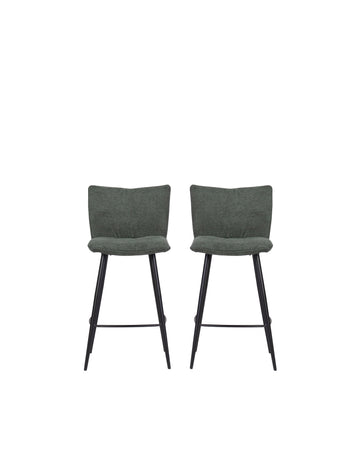 Broome | Counter Stool Green (Set of 2)