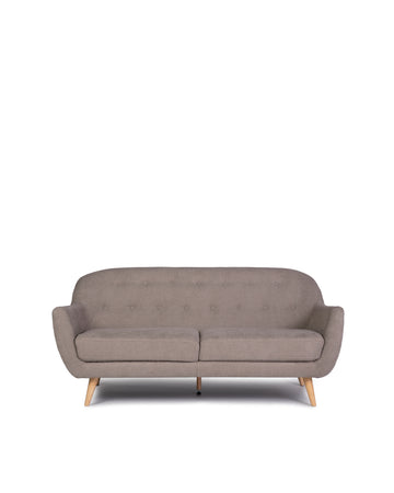 Modern Fabric Sofa | Paros | Front View | MoblerOnline
