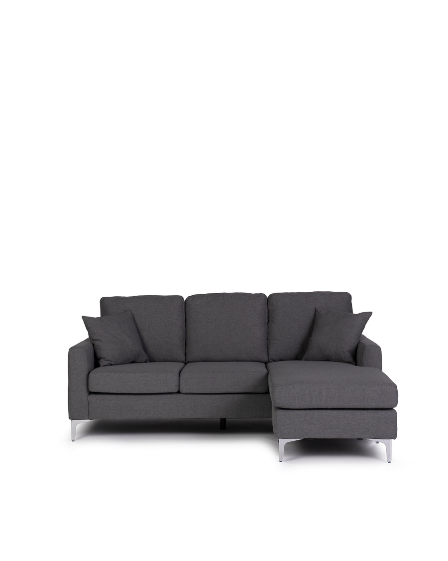 Oscar | Universal Sectional Dark Grey