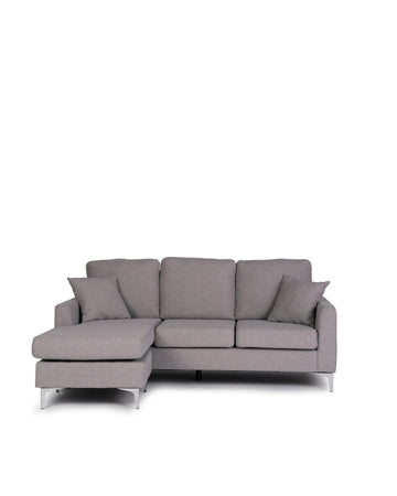 Oscar | Universal Sectional Light Grey