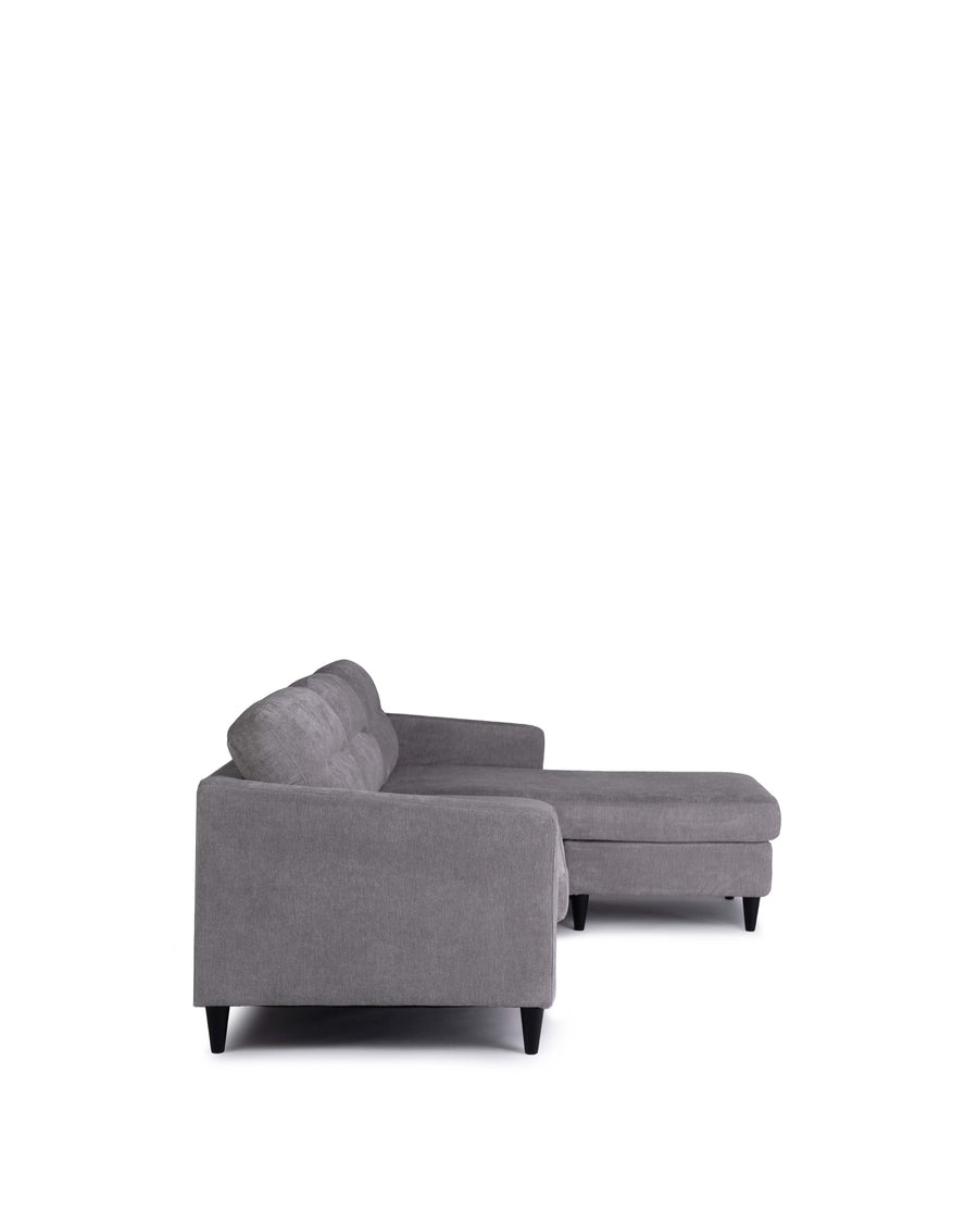 Universal Sectional | Crete | Side View | MoblerOnline