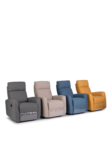 Recliner | Volta | Angle View | MoblerOnline