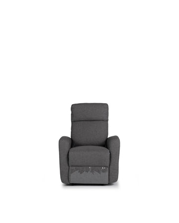 Volta | Recliner Dark Grey
