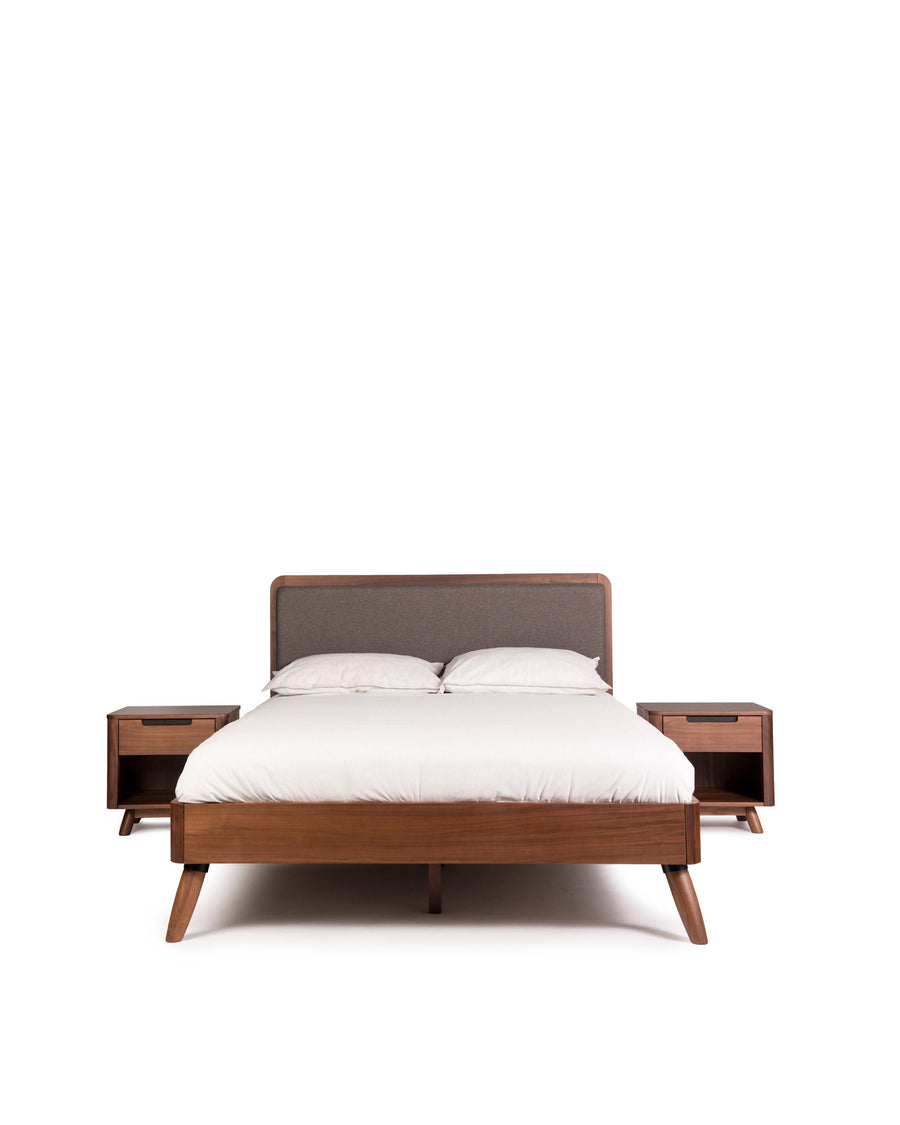 Zamora | Bed set with 2 night stands