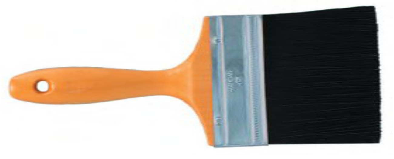 TAPERED NYLON PROFESSIONAL WALL BRUSHES