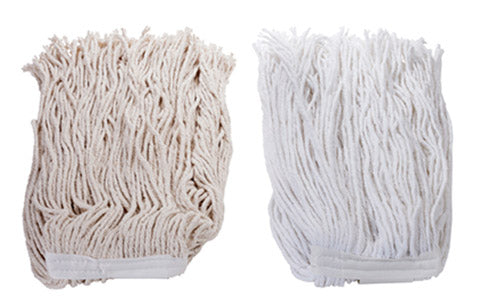 STRAIGHT END COTTON & RAYON MOPS
