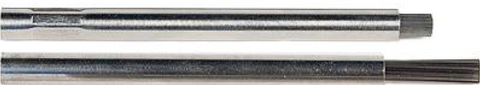 Pencil Brush-Stainless Steel Fill