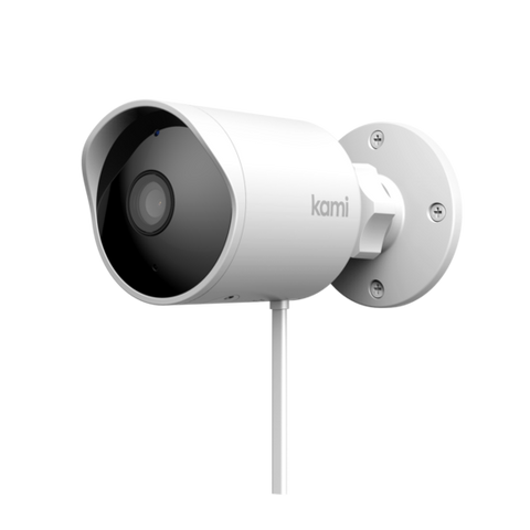 Kami | Wi-Fi Outdoor Security Camera with Colour Night Vision