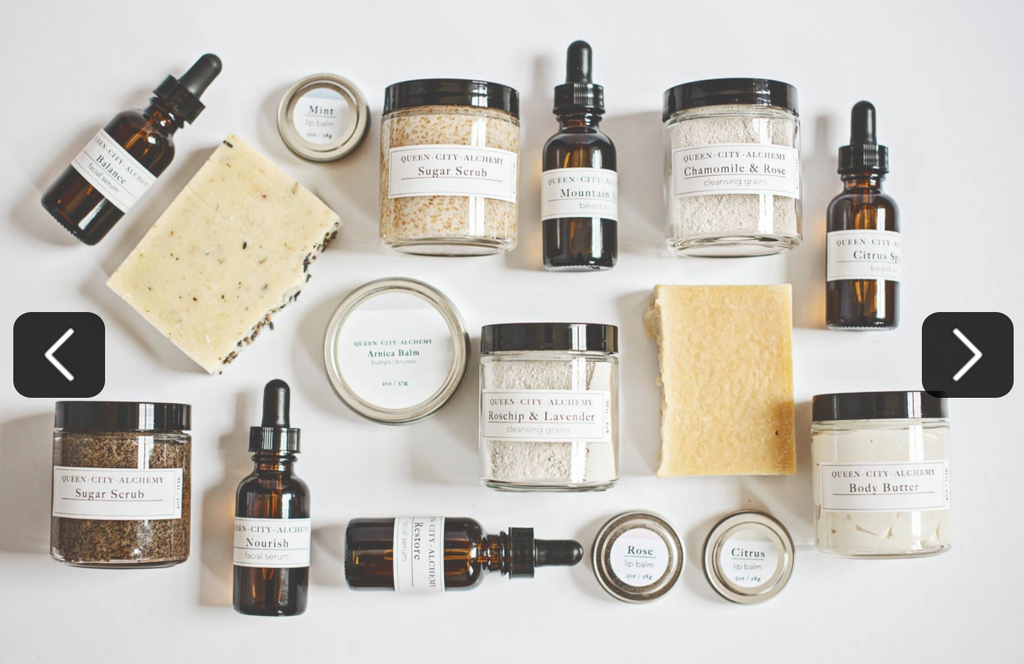 Queen City Alchemy Has Herbal Remedies For Even The Most Sensitive Of Skin