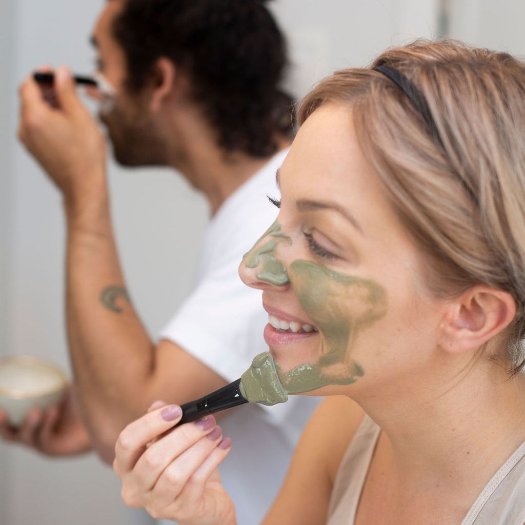 Clay Facial Masks | The Goddess Collection