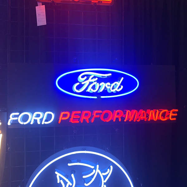 Ford performance standard neon