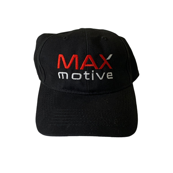 MAXmotive Logo Baseball Hat