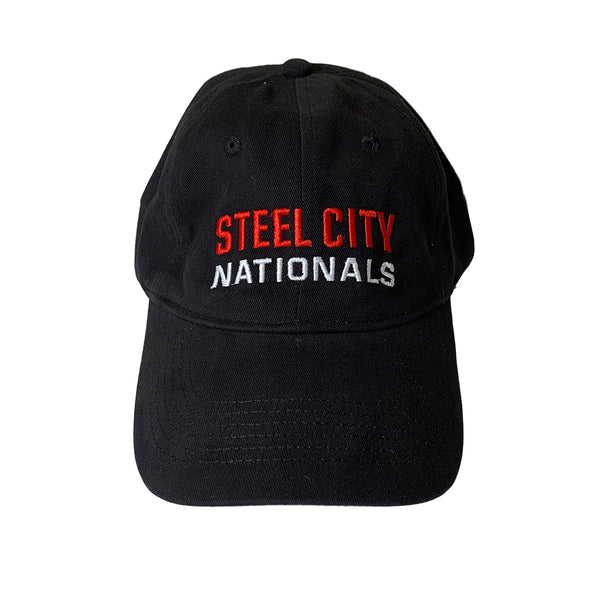 Steel City Nationals - Logo Hat - Velcro