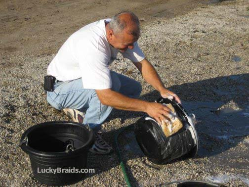 Cleaning Buckets