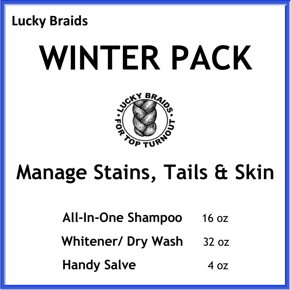 WINTER GROOMING PACK