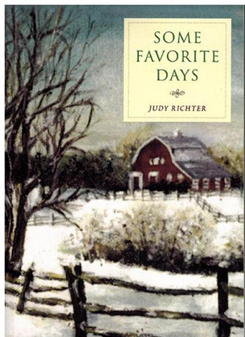 Buy Some Favorite Days Book by Judy Richter Online