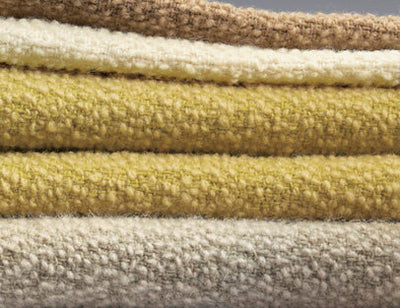 UPHOLSTERY TREND REPORT: BOUCLE