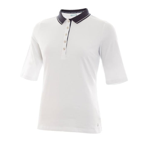 Pat Jersey Club Half Sleeve Polo Shirt