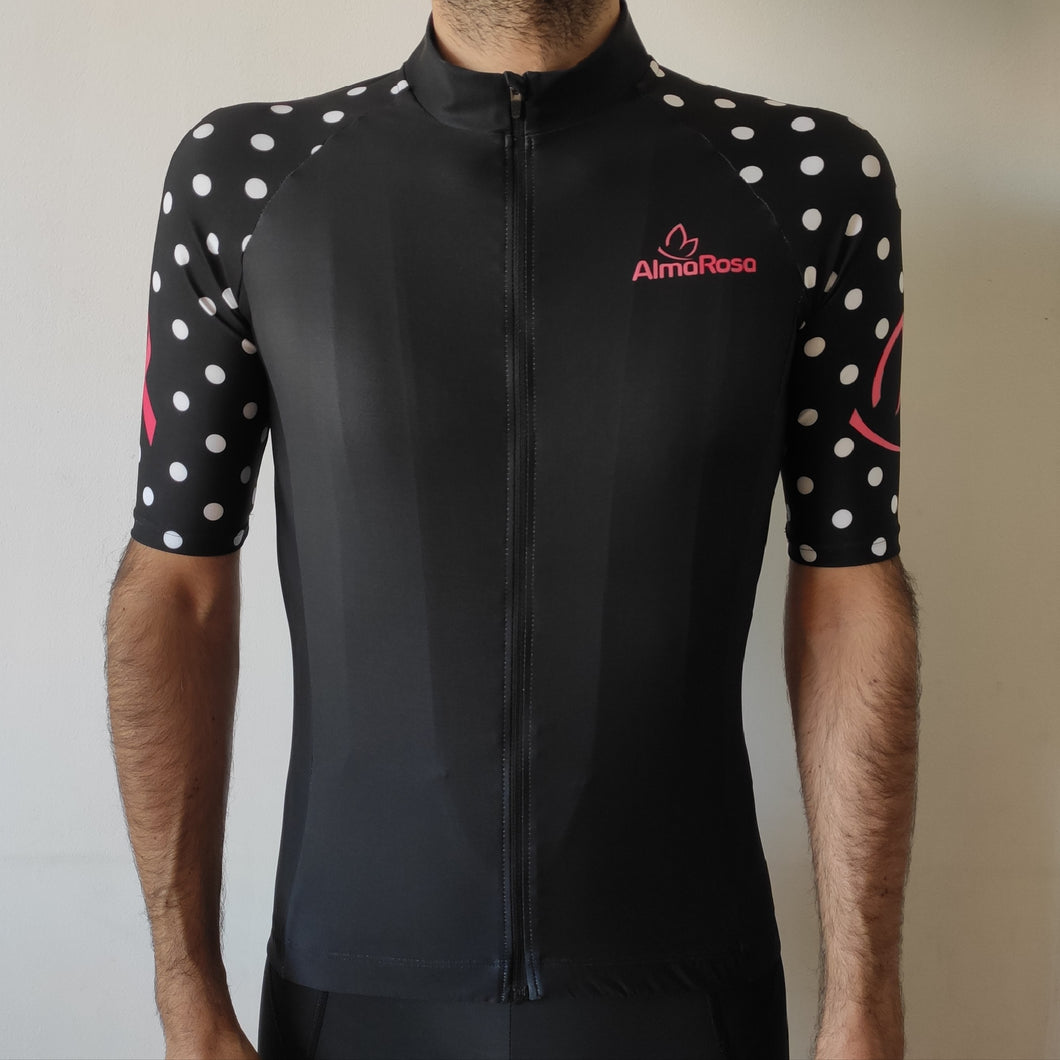 Almarosa Jersey By Givelo - Classic Black