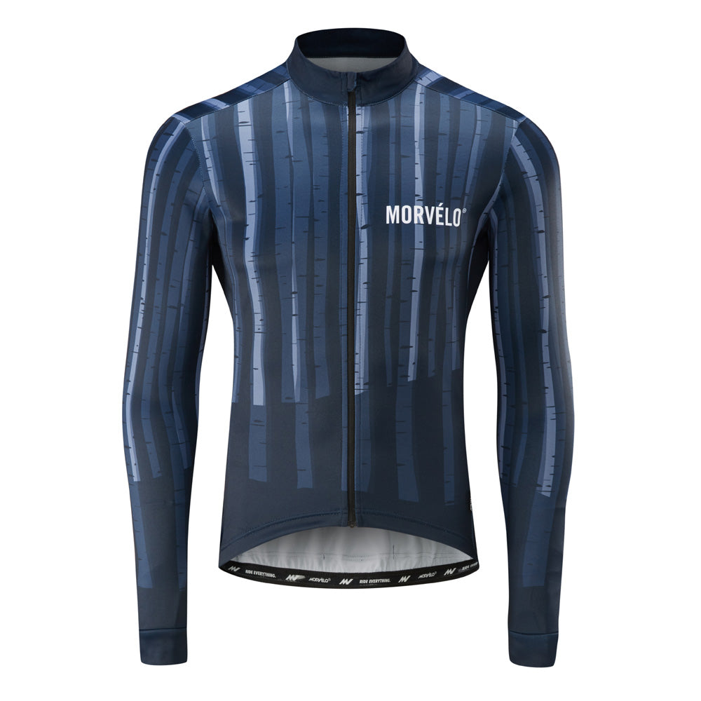 Morvélo Burch ThermoActive® Long Sleeve Jersey