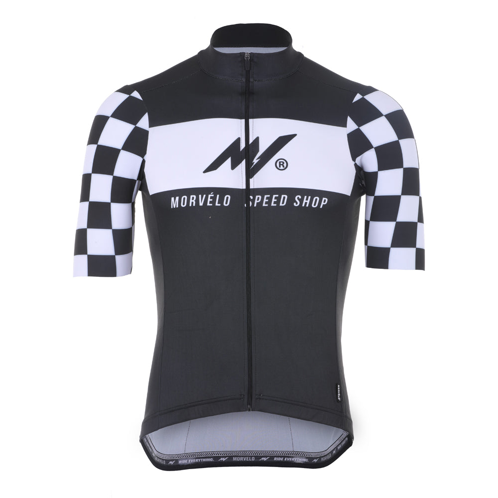 Morvélo Speed Shop Jersey (Limited Edition)