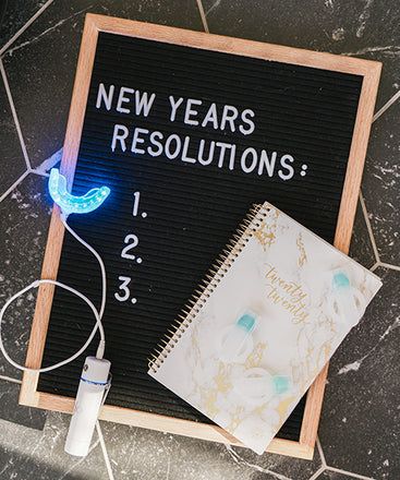 6 Smile Resolutions for the New Year