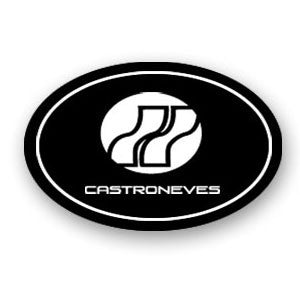 CASTRONEVES CAR STICKER