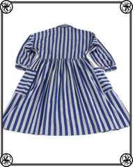 70'S 80'S STRIPE DRESS