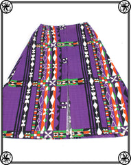 1970'S ETHNIC TRIBAL MAXI SKIRT
