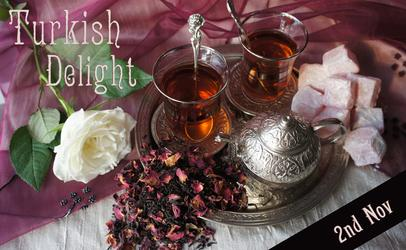 It's Turkish Delight season again