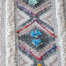 Load image into Gallery viewer, Amble Hand Woven Pit Loom Multi Colour Pattern 160x230cm Cotton Rug