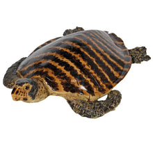 Load image into Gallery viewer, Lifelike Decorative Sea Turtle Sculpture