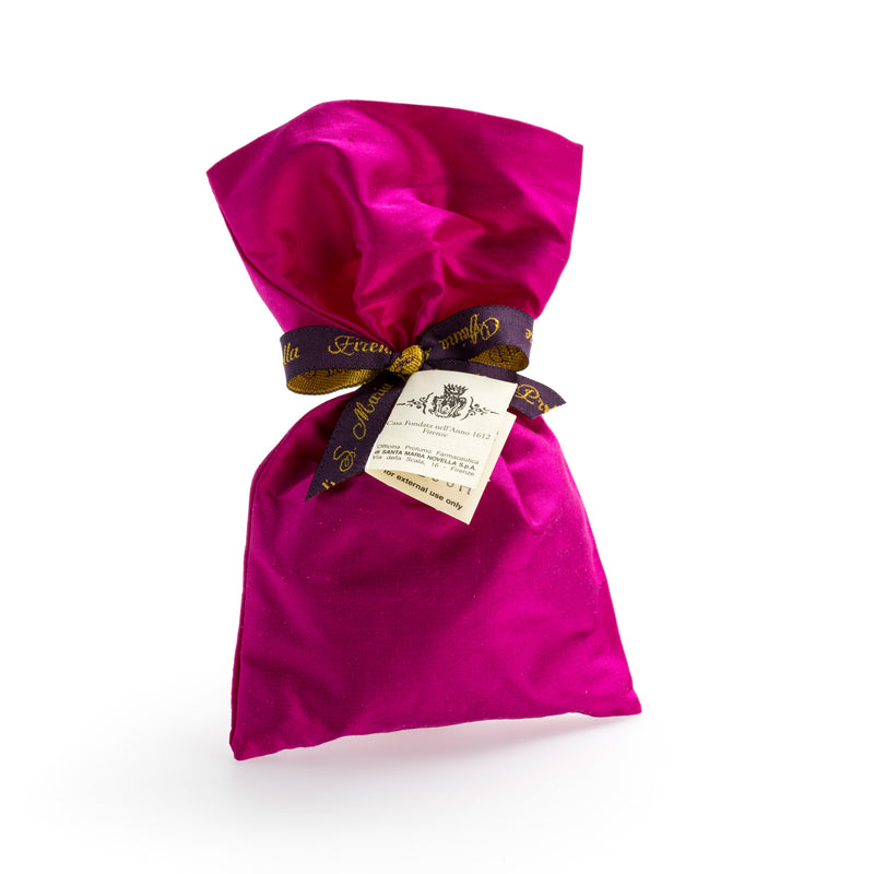 Lavender in Silk Sachet