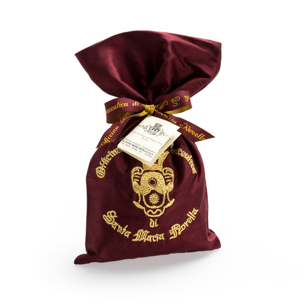 Pot Pourri in Embroidered Silk Sachet  officina-smn-eu.myshopify.com Officina Profumo Farmaceutica di Santa Maria Novella - EU