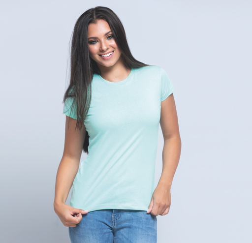 T-Shirt Regular Manica Corta Donna