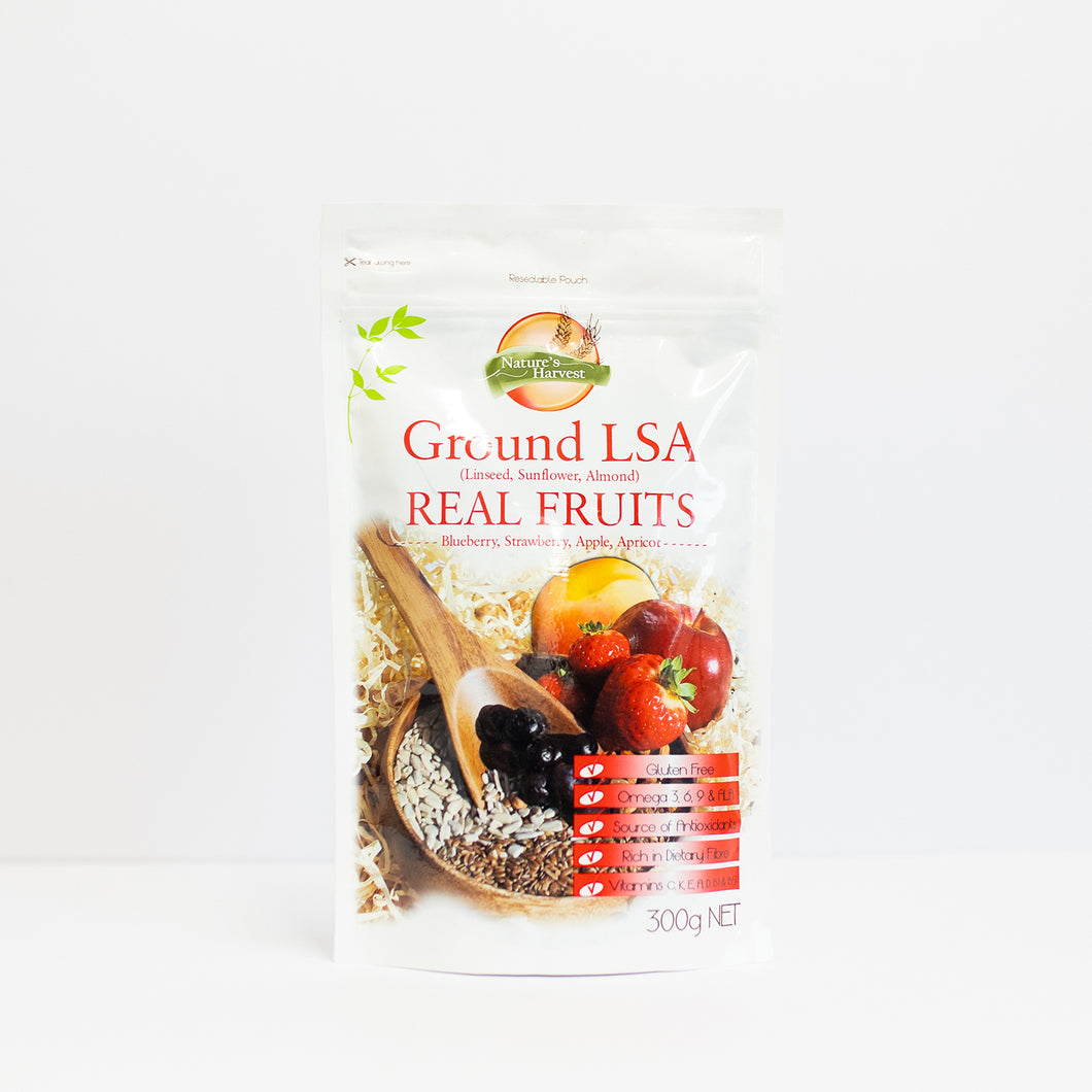 Ground LSA Real Fruits