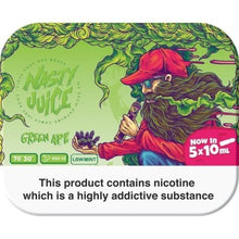 Load image into Gallery viewer, Nasty Juice 3mg 5x10ml Multipack (70VG/30PG) - SirCheebaCBD