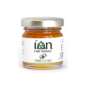 ION Pure CBD Honey 100mg CBD 40ml - SirCheebaCBD