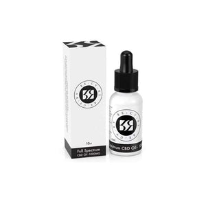 RE:CV:RY 350mg CBD Full Spectrum Oil 10ml - SirCheebaCBD