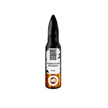 Load image into Gallery viewer, Riot Squad Black Edition Range 0mg 50ml Shortfill (70VG/30PG) - SirCheebaCBD