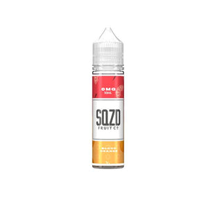Sqzd On Ice 50ml Shortfill 0mg (70VG/30PG) - SirCheebaCBD