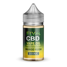 Load image into Gallery viewer, Fly CBD 300mg CBD Vaping Oil 30ml - SirCheebaCBD