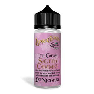 Leprechaun Ice Cream 120ml (100ml Shortfill + 2 x 10ml Nic Shots) (70VG/30PG) - SirCheebaCBD