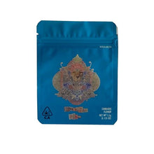Load image into Gallery viewer, Printed Mylar Zip Bag 3.5g Standard - SirCheebaCBD