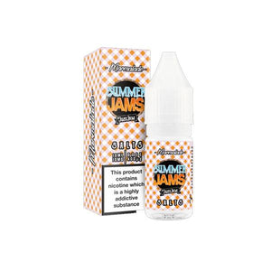 20mg Summer Jam by Just Jam 10ml Flavoured Nic Salt (50VG/50PG) - SirCheebaCBD