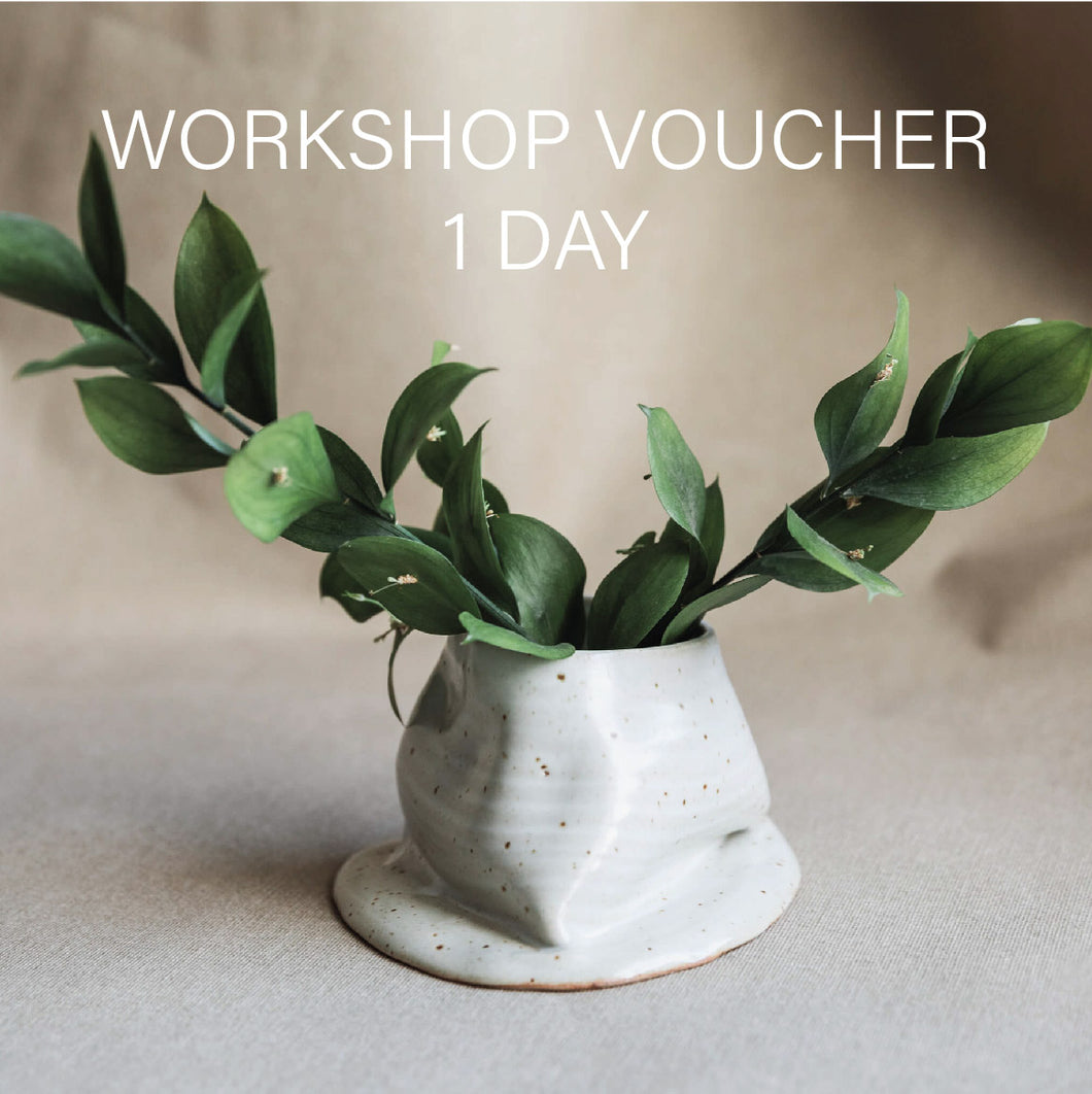 Gift Voucher - 1 Day Workshop